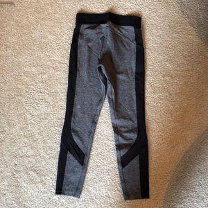 Lululemon 7/8 leggings with elastic waistband- 8